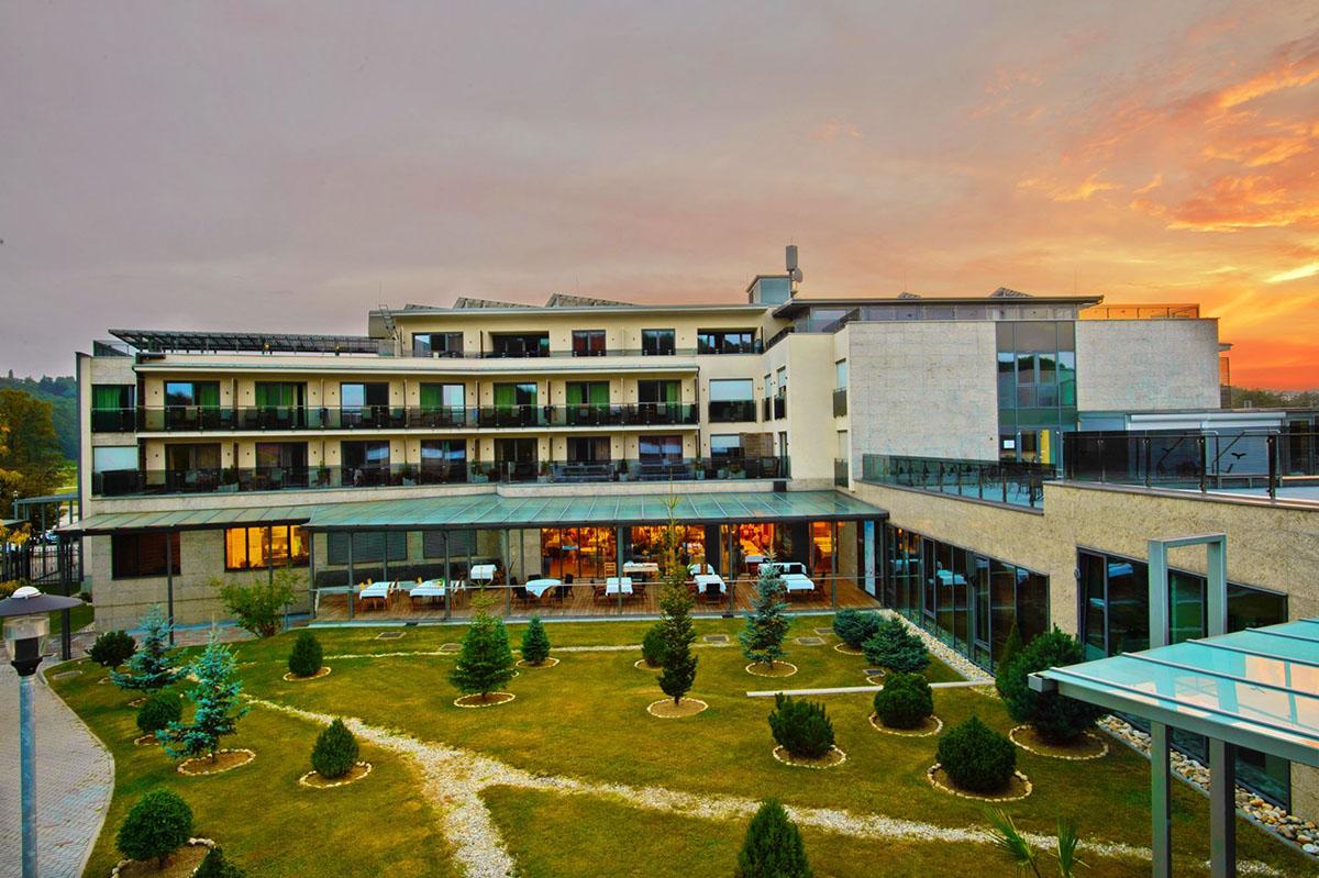 Hotel Bioterme.