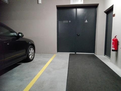 Označeno invalidsko parkirišče