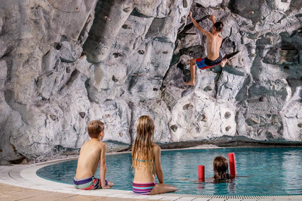 Plezalna stena za otroke