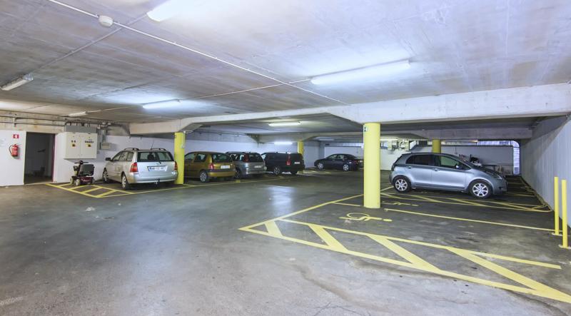 Dostopna parkirišča