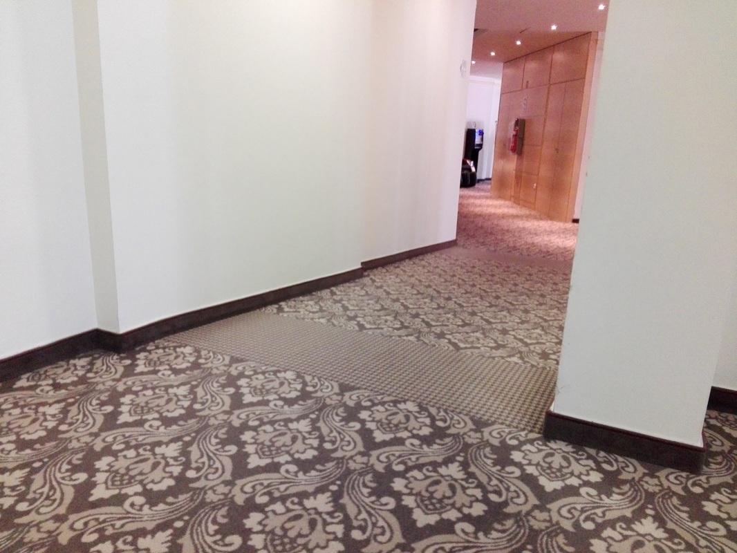 Hodnik do sobe.