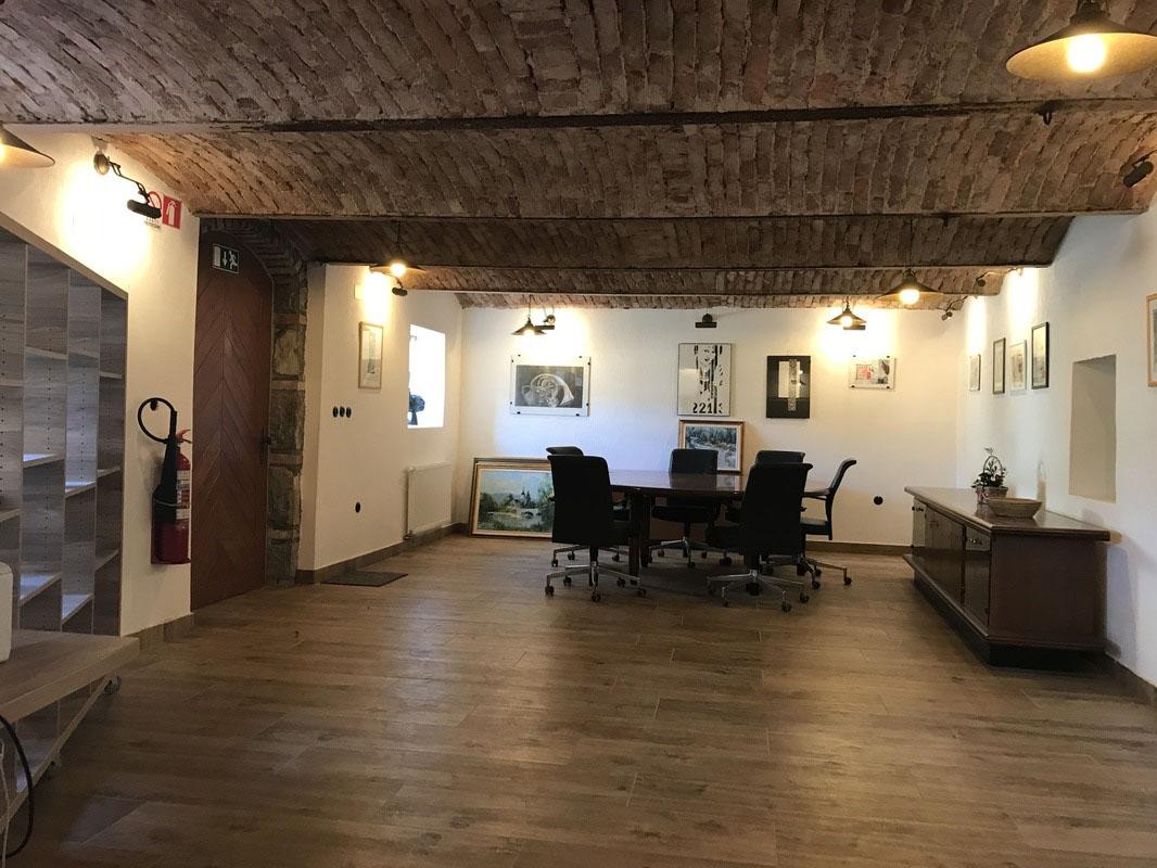 Prostor za sestanke
