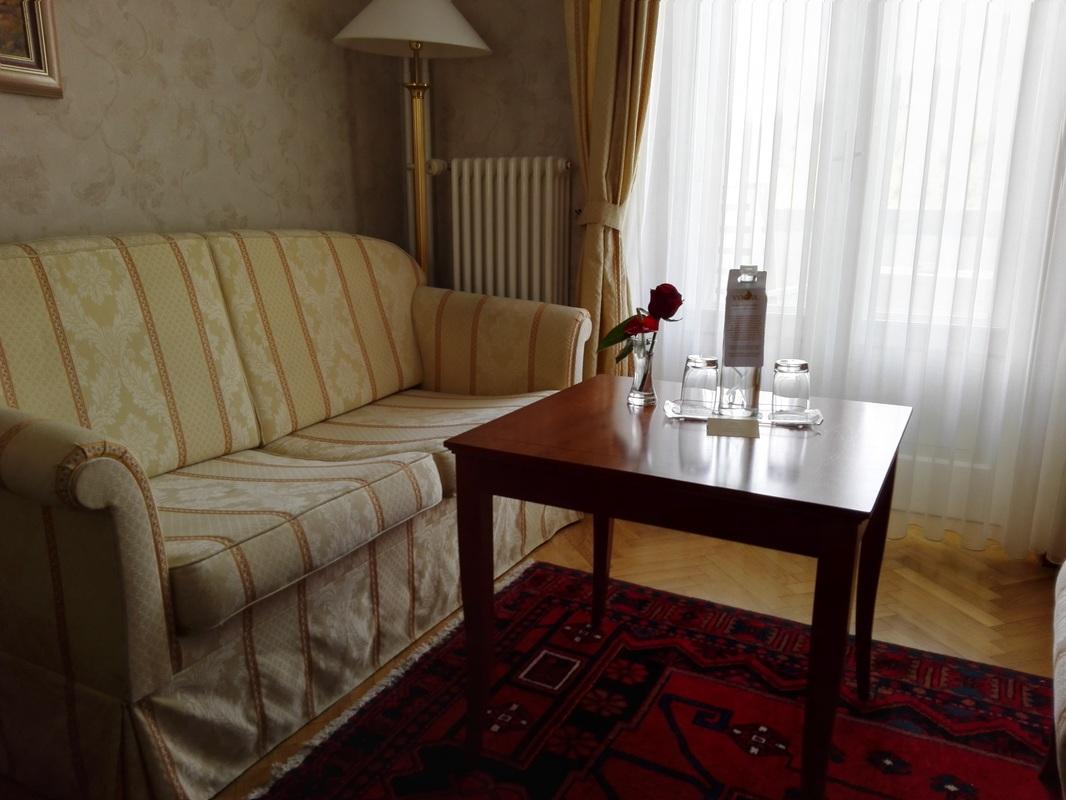 Standardna soba s kotičkom za počitek