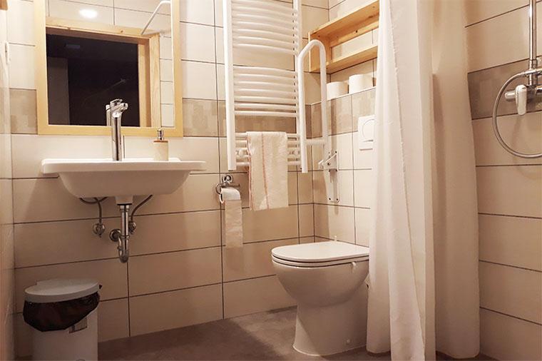 Prilagojena kopalnica