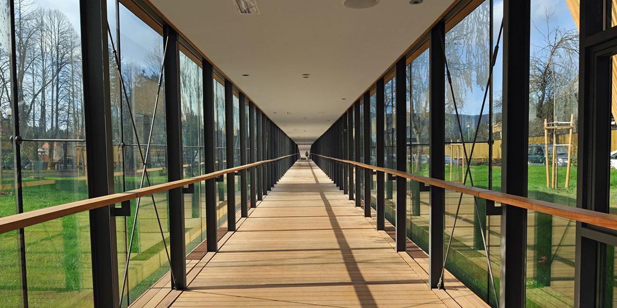 Panoramski hodnik