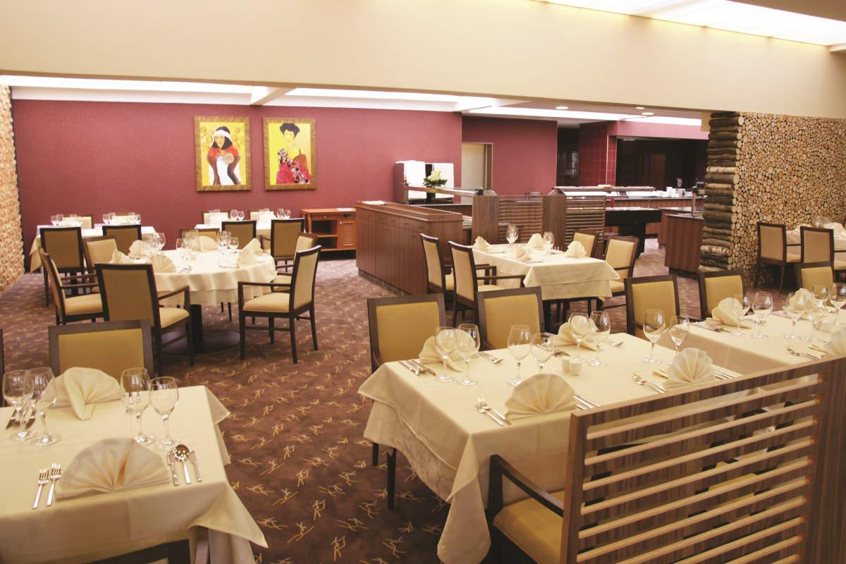 Del restavracije