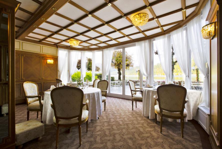 Restavracija Julijana Grand Hotela Toplice.
