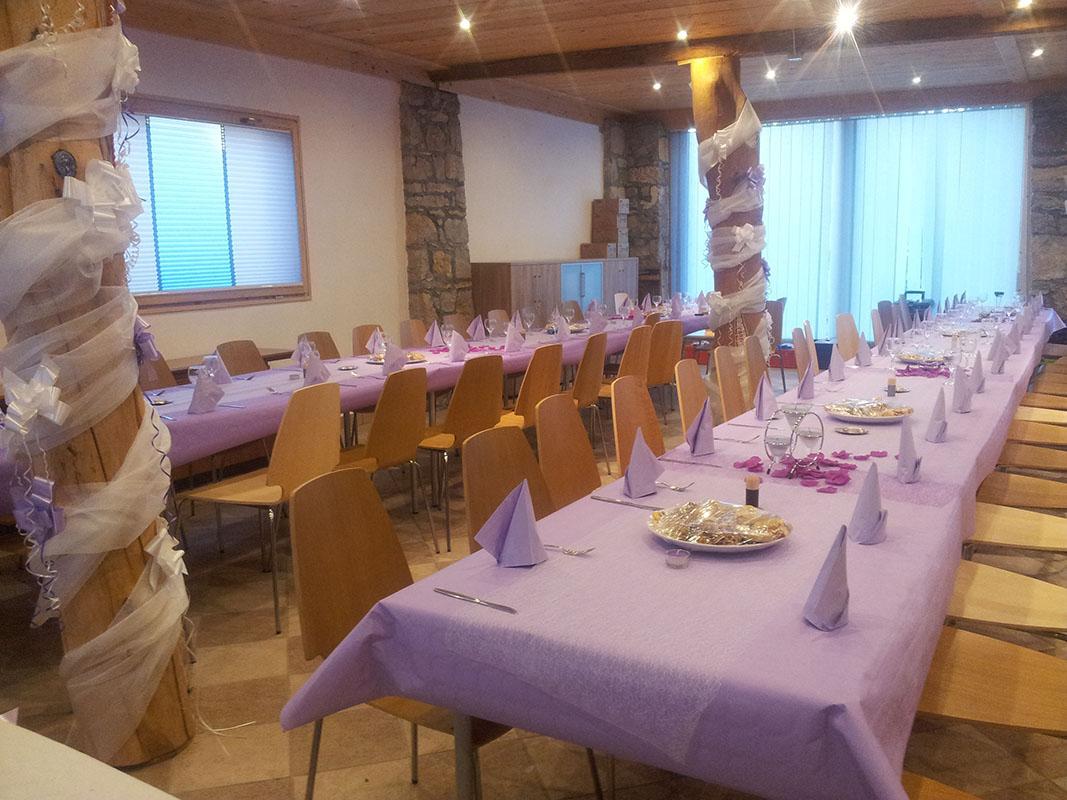 Prostor za praznovanja