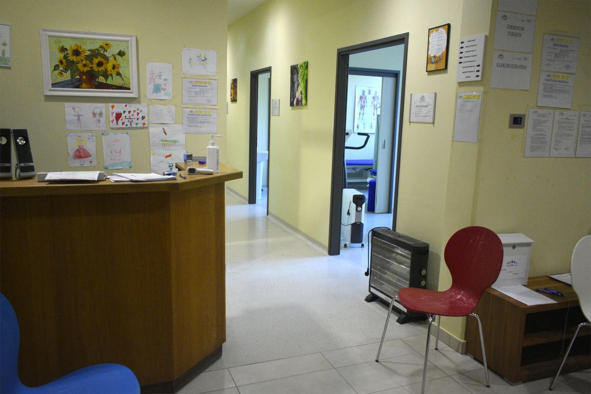 Prostor za fizioterapijo