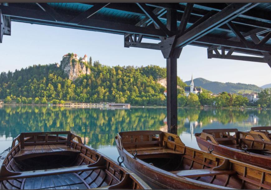 Zasebna čolnarna Grand Hotela Toplice