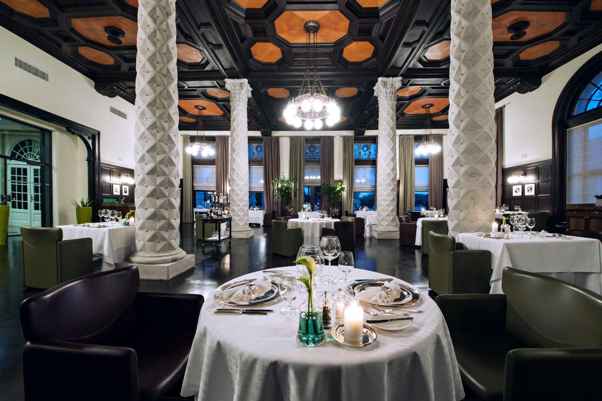 Restavracija Sophia
