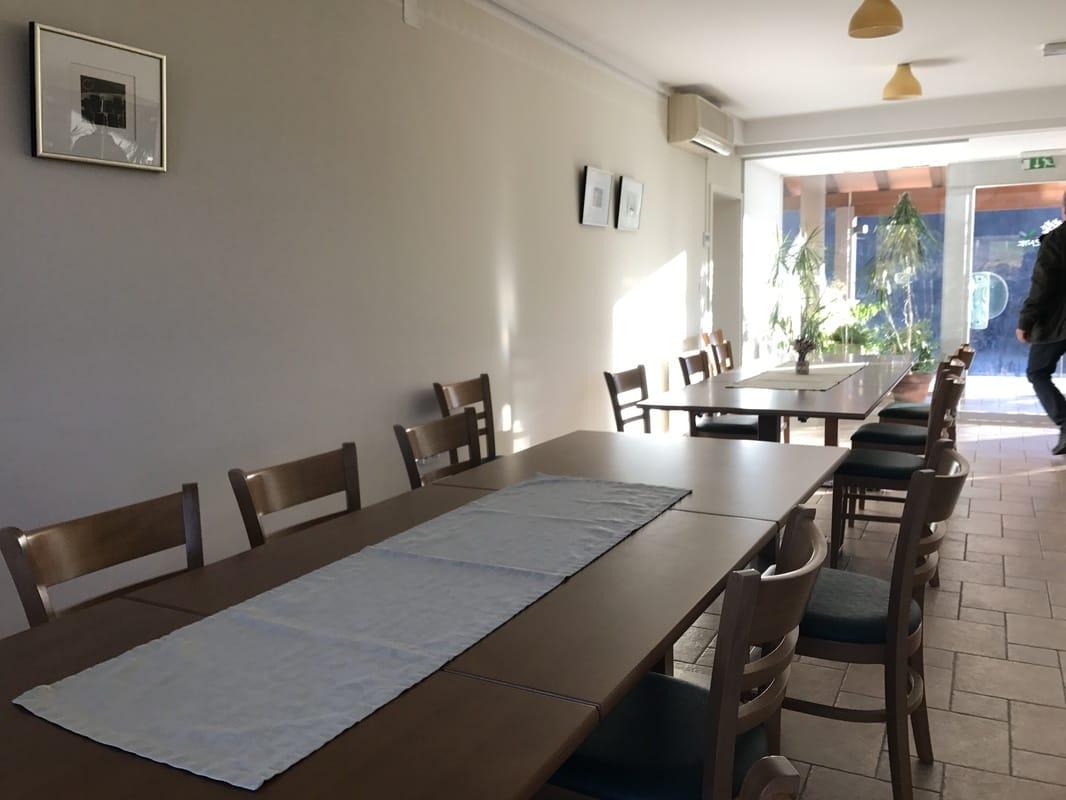 Prostor za zajtrke