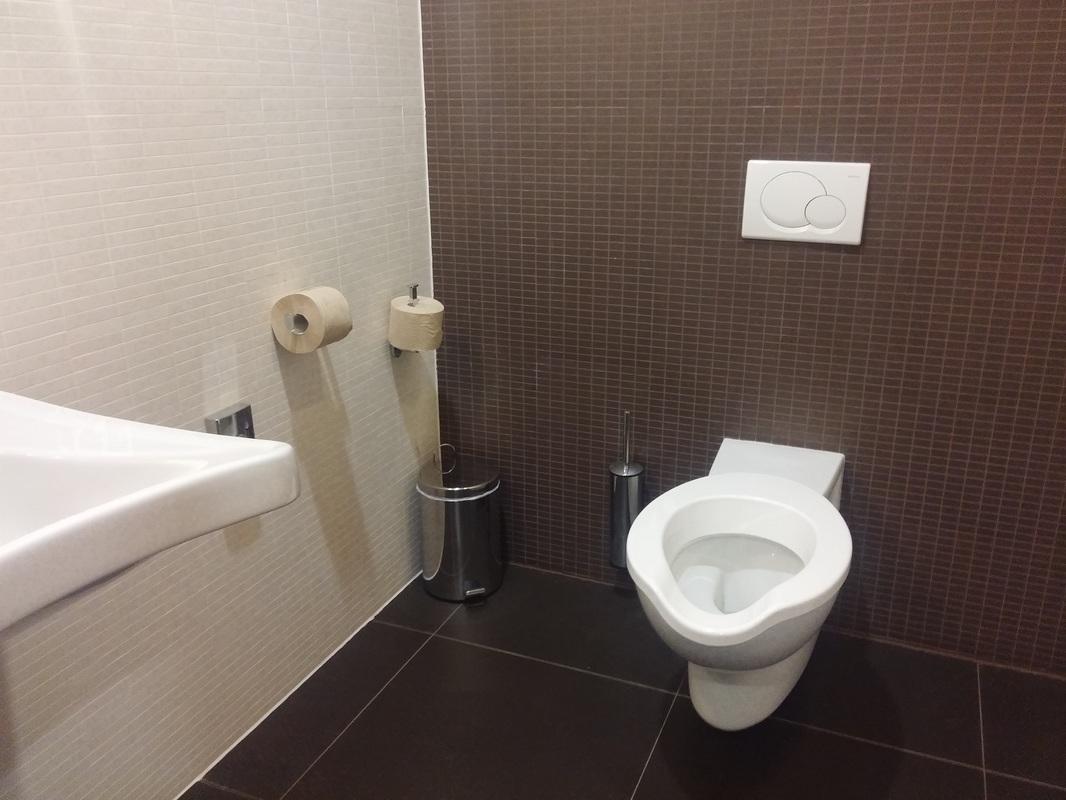 Splošni invalidski wc.