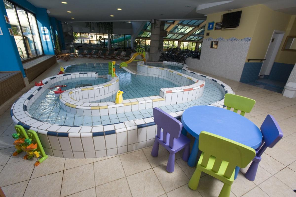 Otroški bazen.