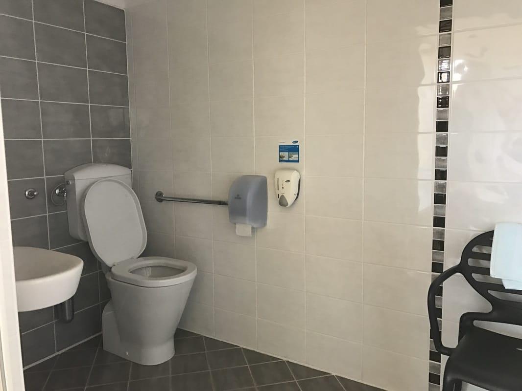 Druge splošne invalidske sanitarije