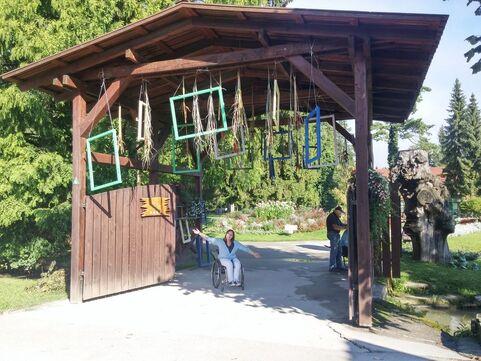Vhod v park