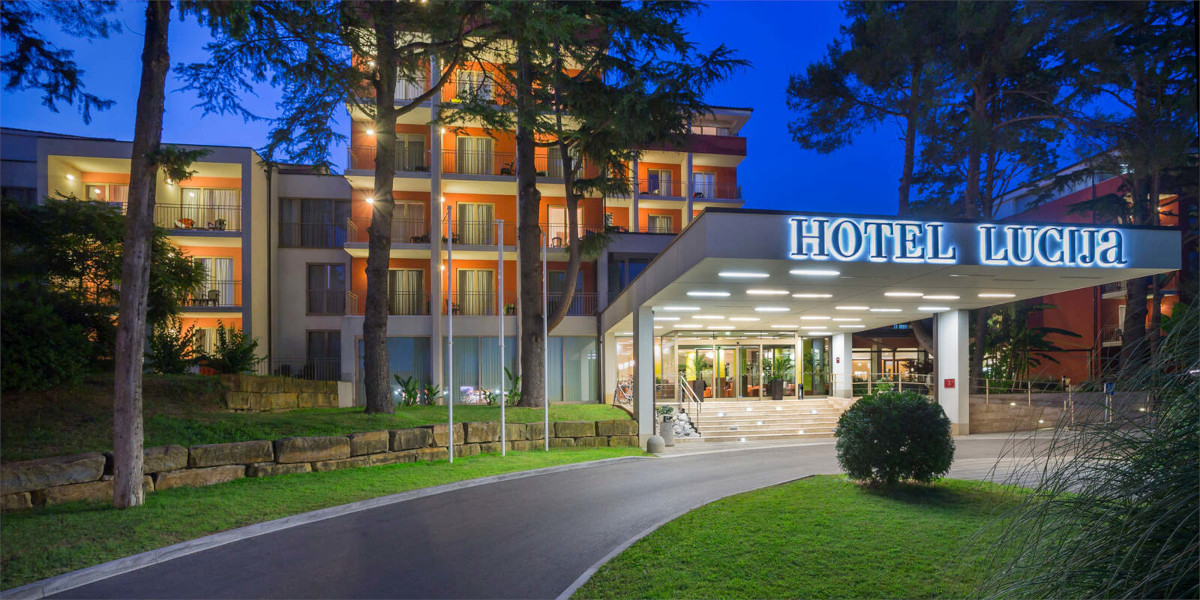 Zunanjščina hotela