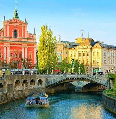 Ljubljana in Okolica