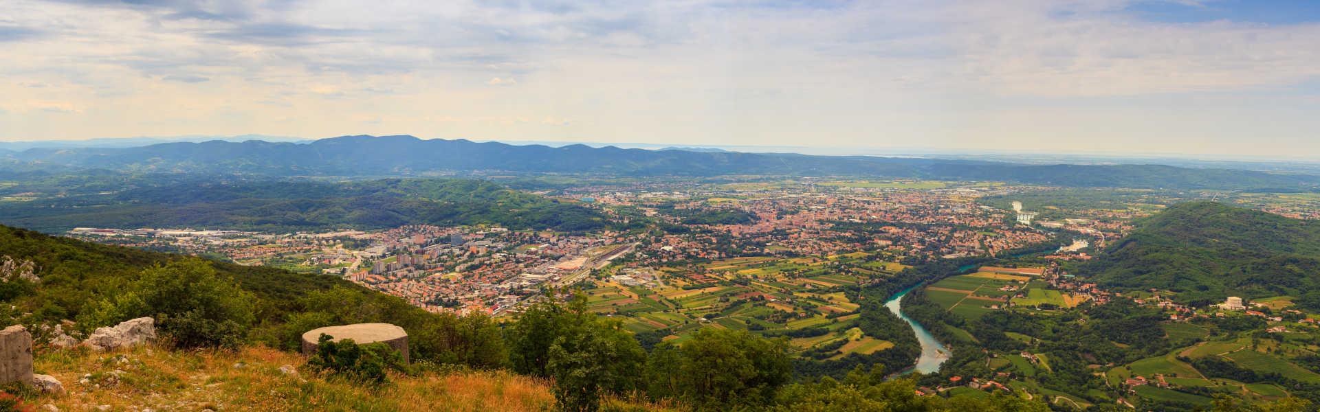 Nova Gorica in Brda