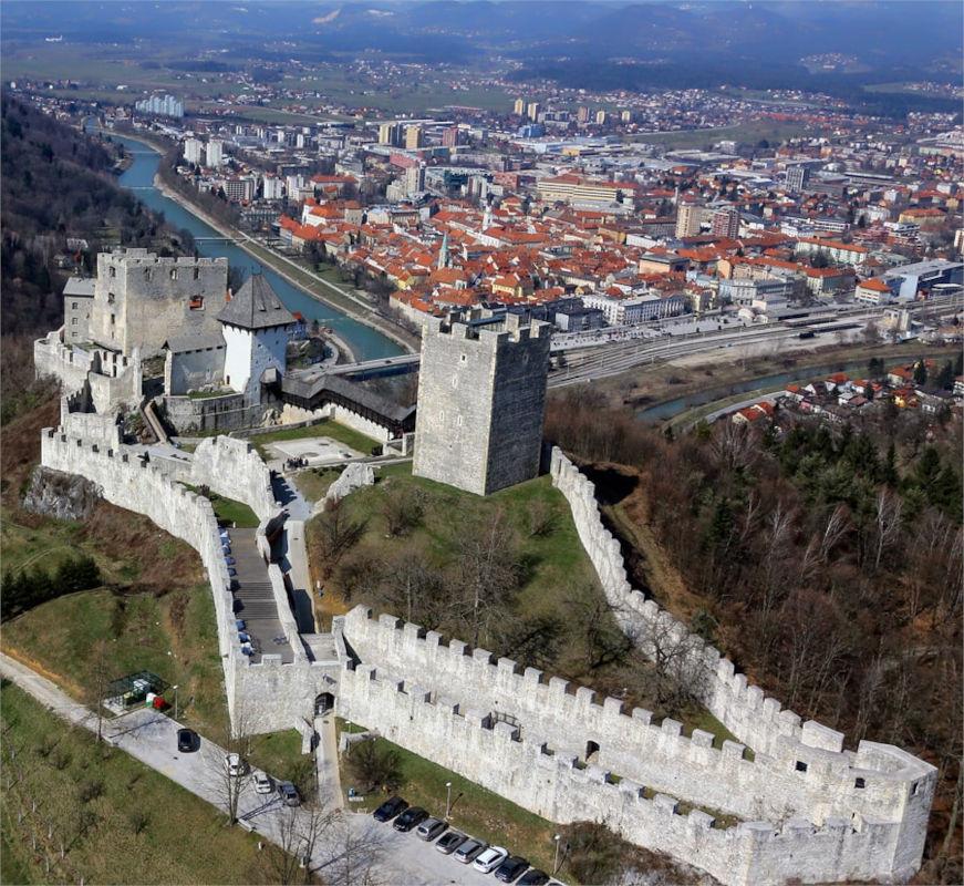 Ohranjeno obzidje