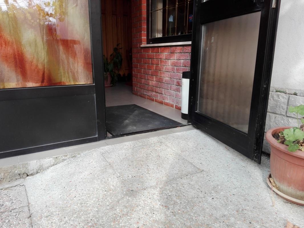 Vhod v notranji del