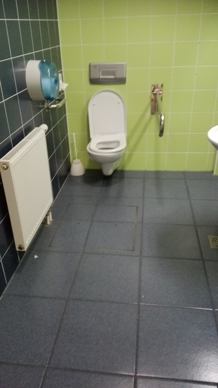Invalidsko stranišče