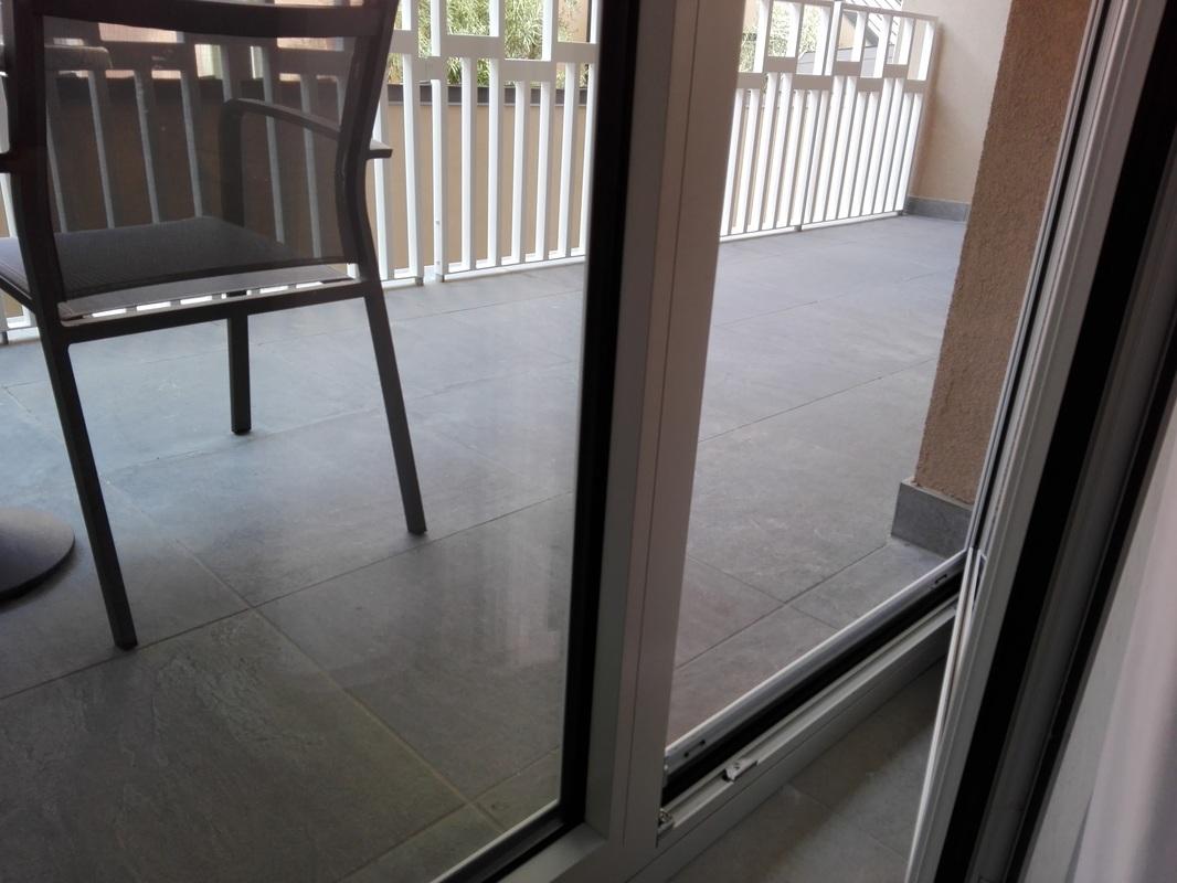 Dostop na balkon