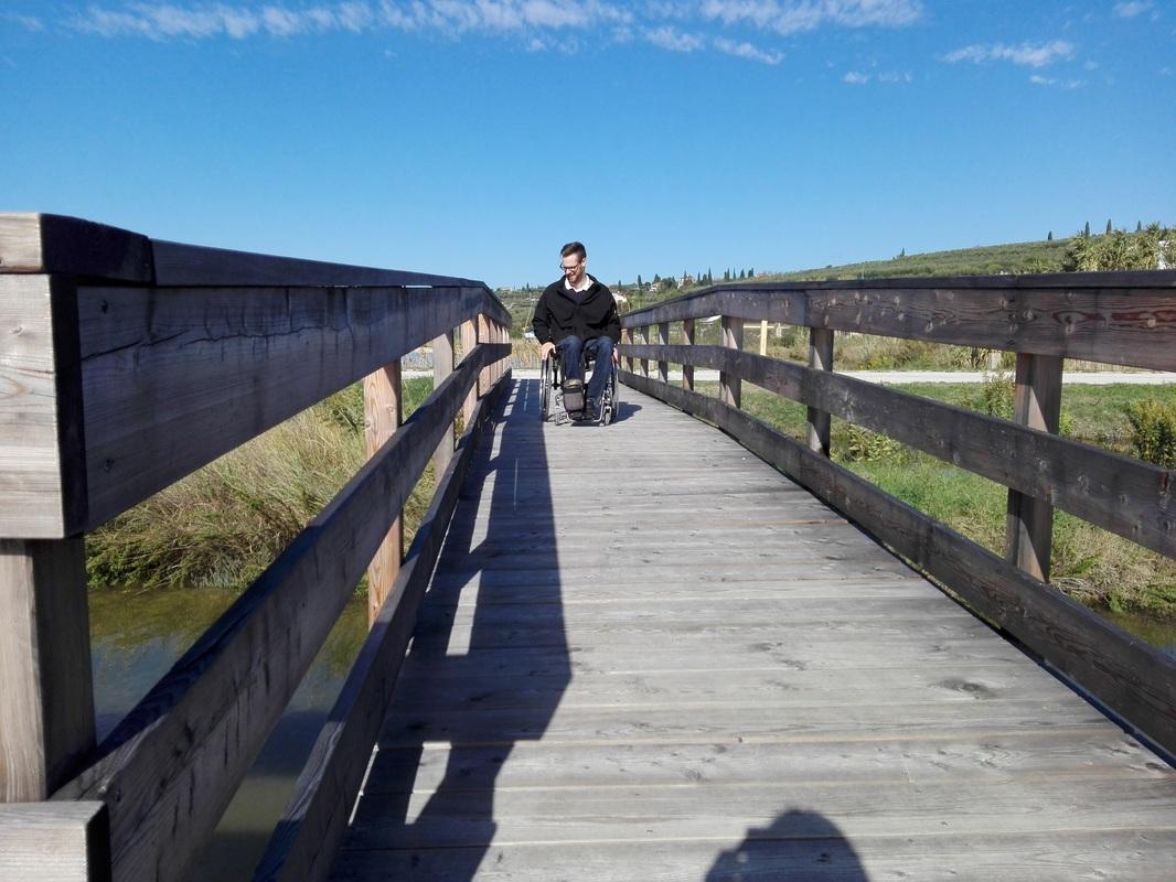 Širina mostu