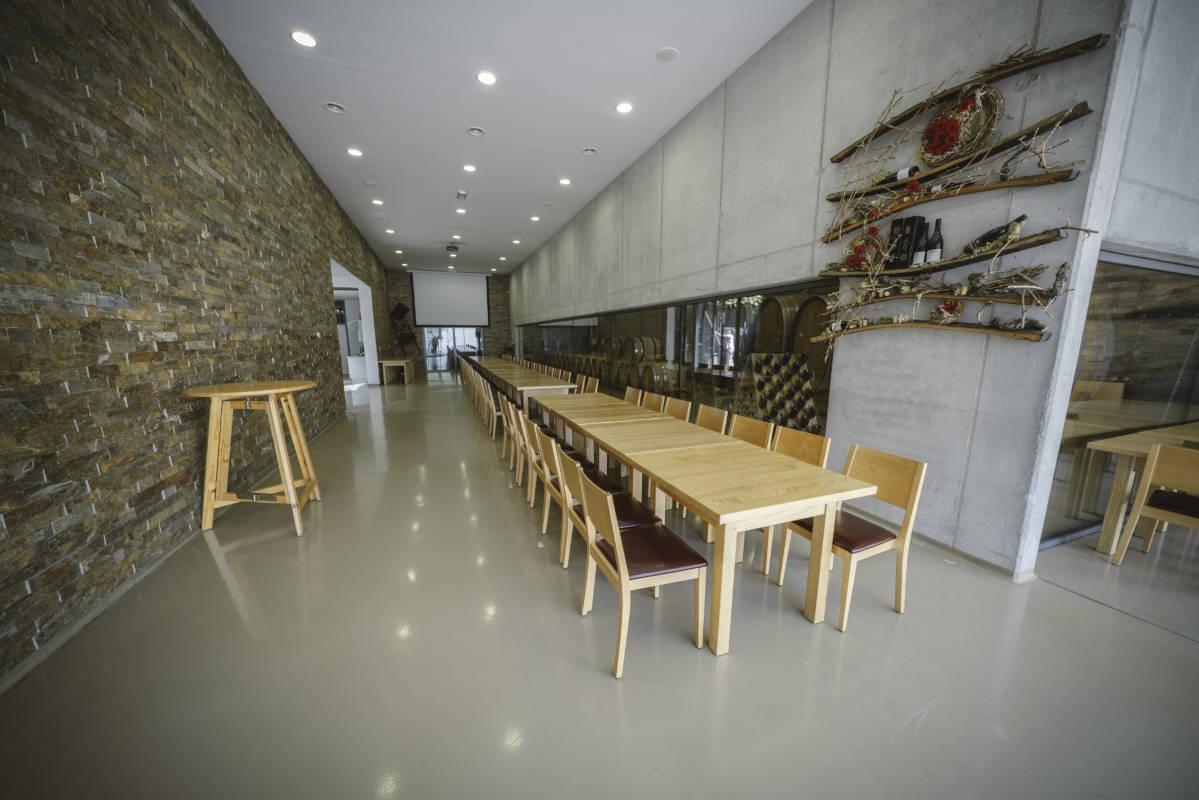 Degustacijski prostor
