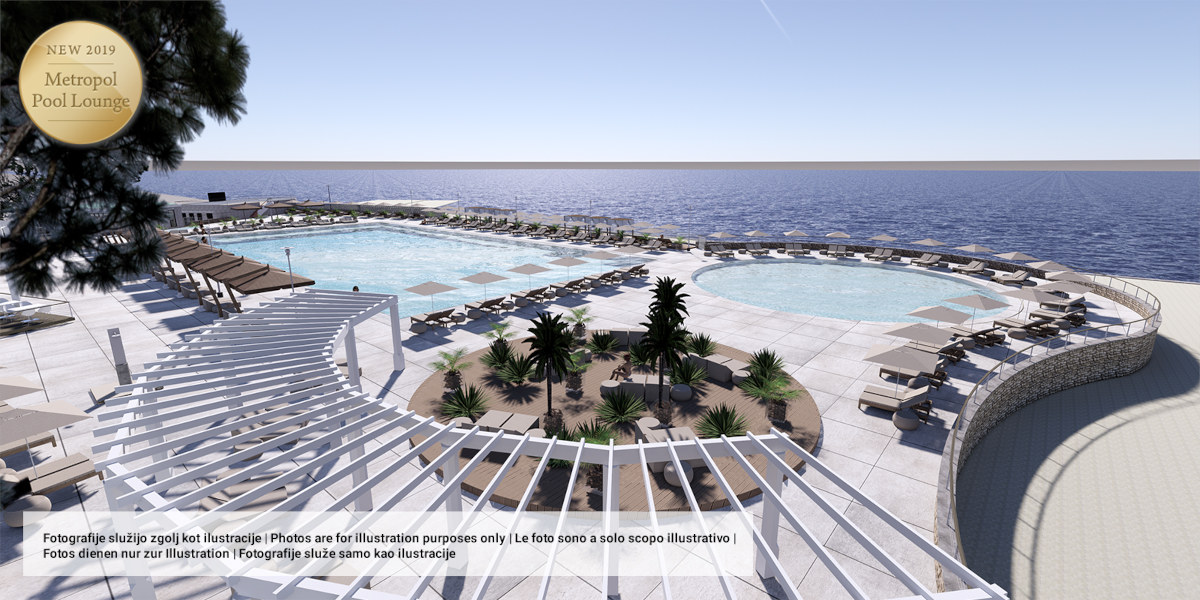 Podoba prenovljenega zunanjega bazena