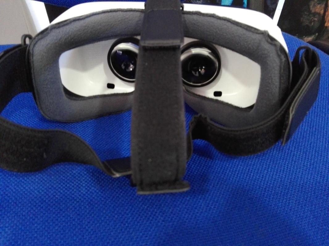 3D očala z notranje strani