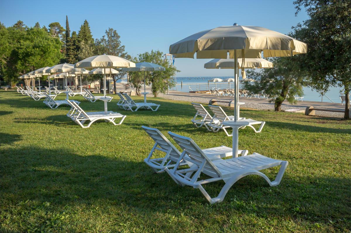 Del hotelske plaže