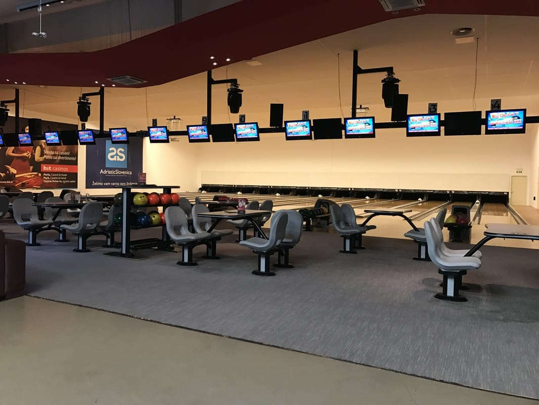 Prostor za bowling