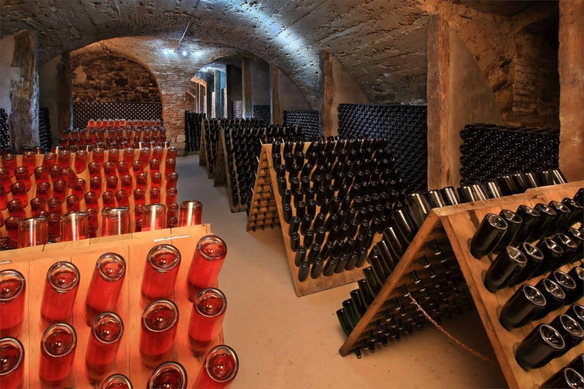 Del vinske kleti