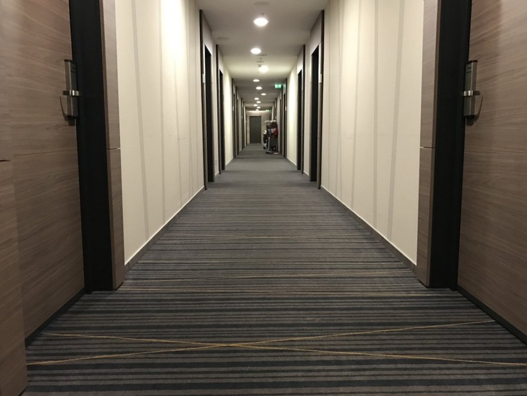 Prostorni hodniki