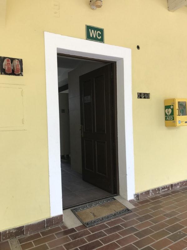 Vhod s klančino