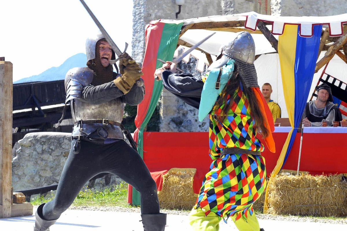 Boj dveh vitezov