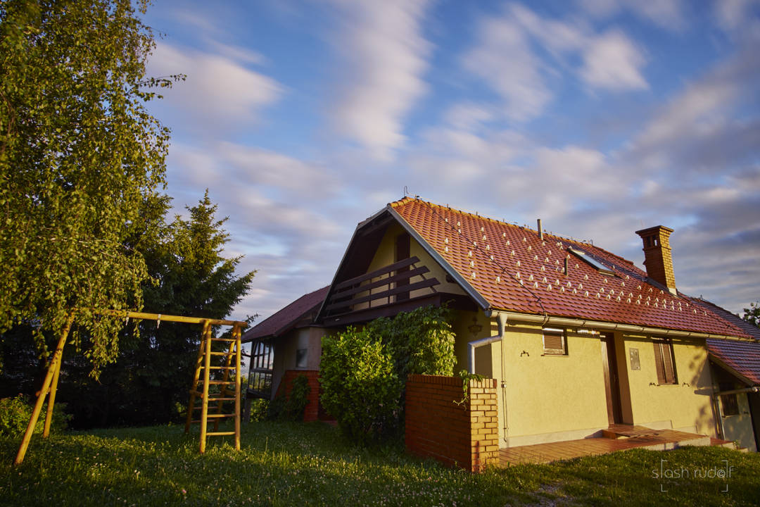 Počitniška hiša Podhamer