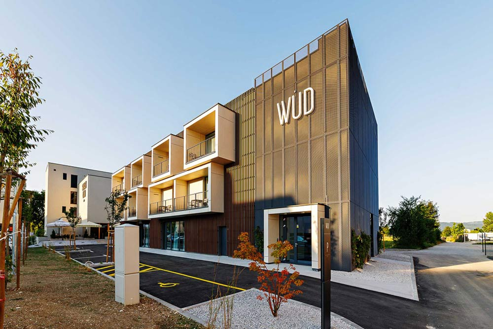 Hotel Wud