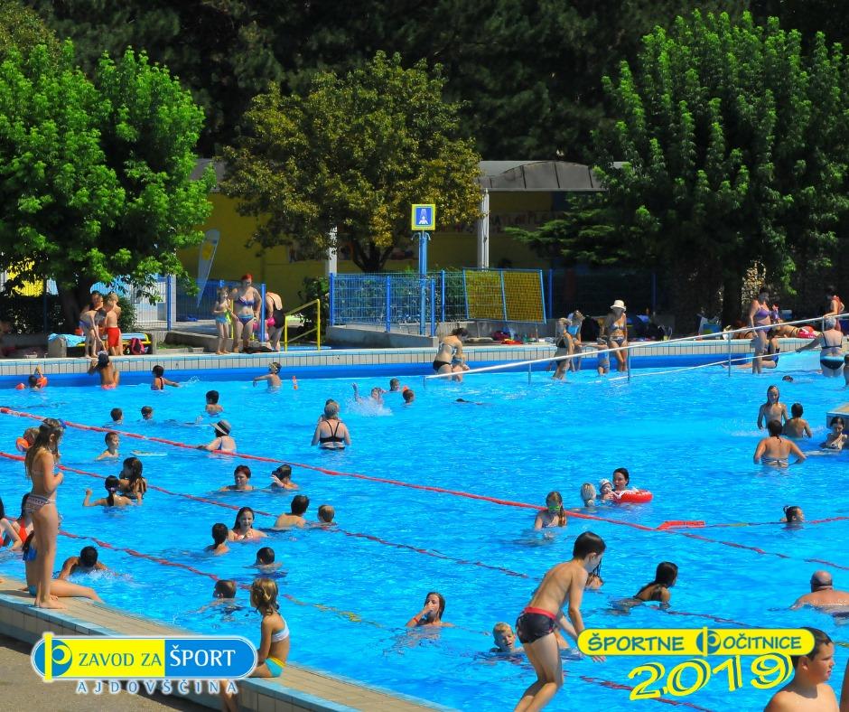 Priljubljen bazen