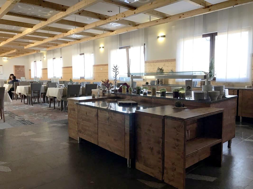 Restavracija Brusnica