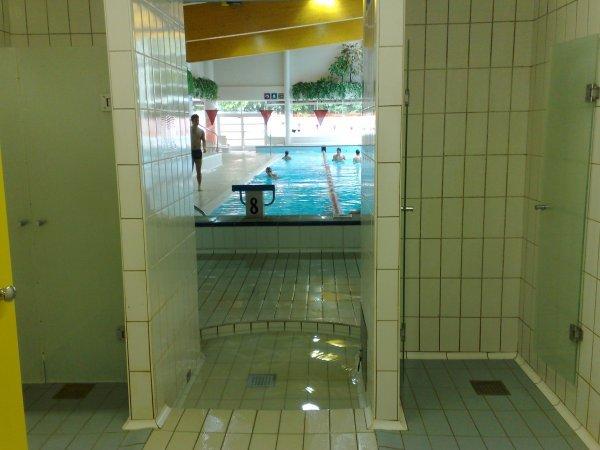 Dezinfekcijski bazen