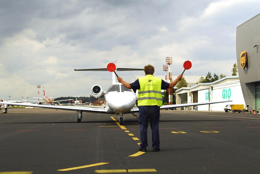 Letališko osebje