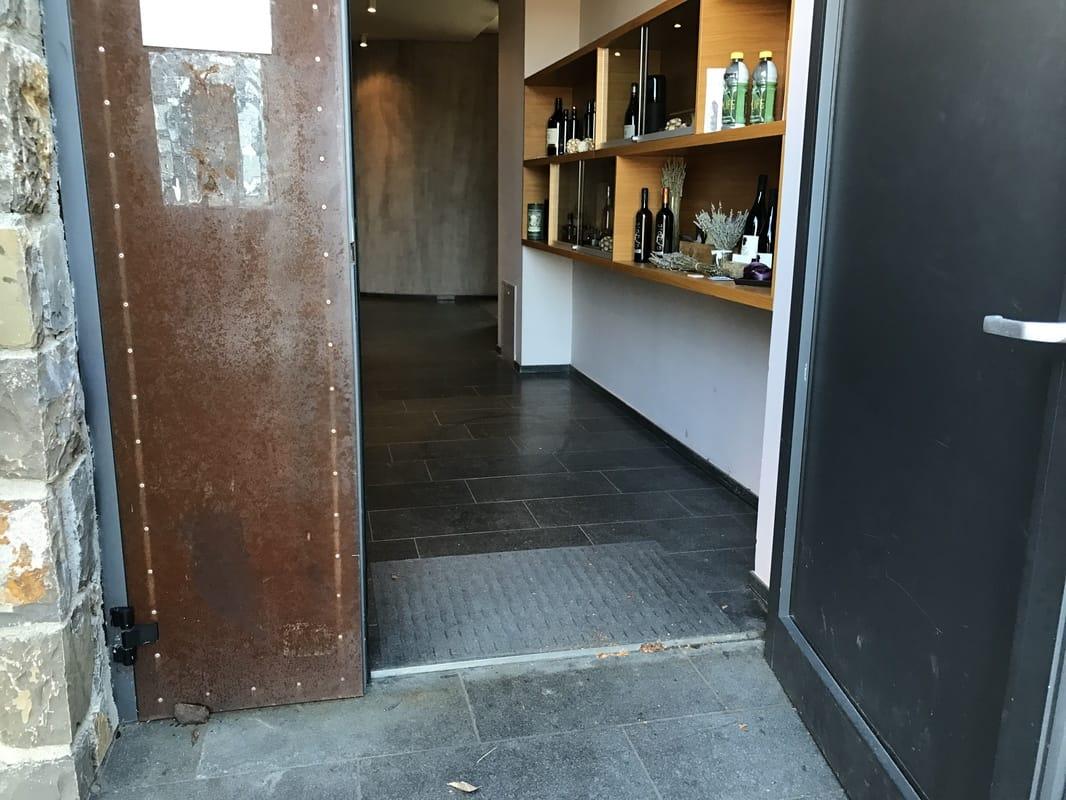 Dostop do restavracije