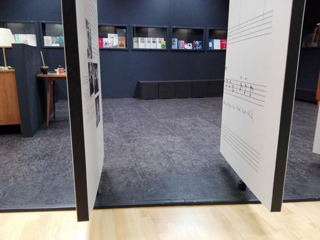 Prehod v prostor z literaturo