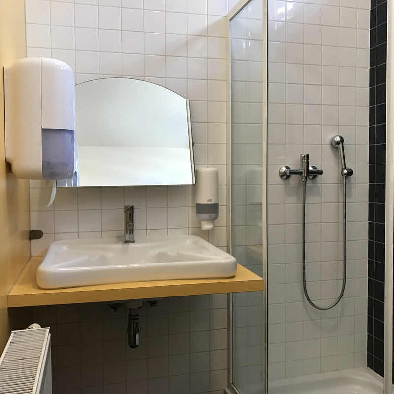 Prilagojene splošne sanitarije