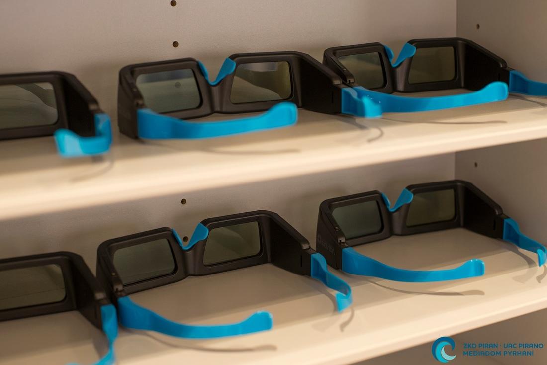 3D očala
