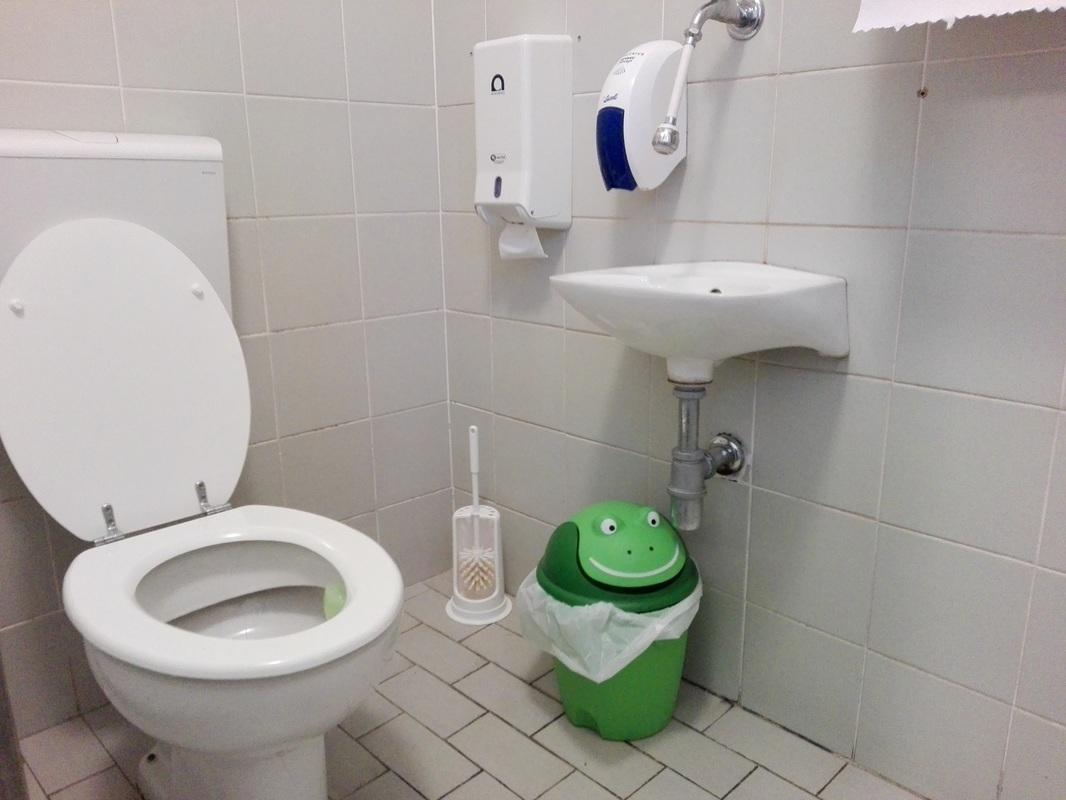 Prve sanitarije