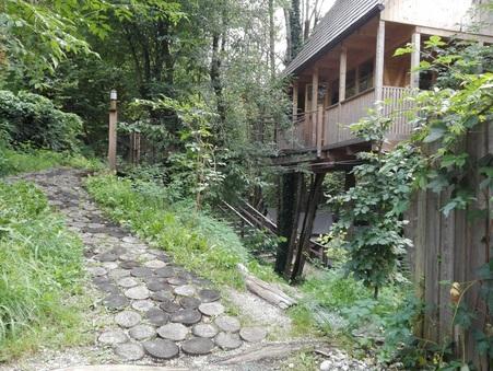 Dostop do hiške na drevesih