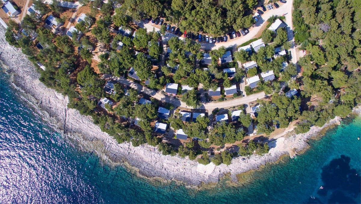 Lokacija mobilnih hišk